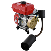 3000r/m 3KW Gasoline Generator With Double silencer Range Extender Process Controller For 48V/60V/72V Electric Motor/Vehicle/Car