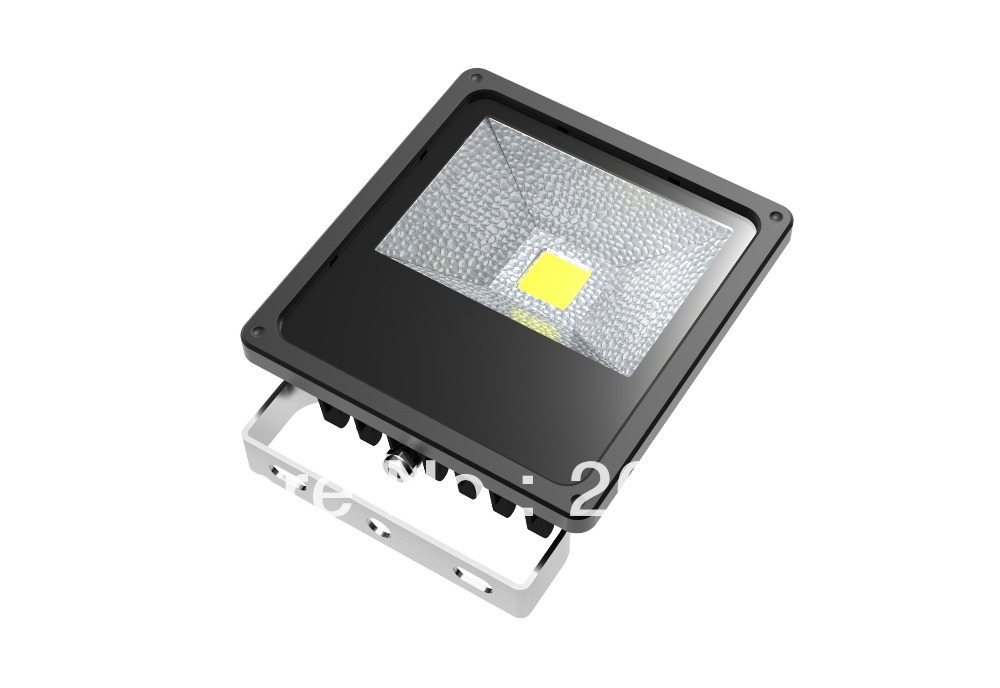 Luminaria Led Wholesale free Shipping 1 30 W Flood Light 1pcs Lot with Bridgelux And High Brightness 3 Years Warranty Time 30w high quality wholesale 100m lot 2 3mm el wire with 10 colors for option free shipping