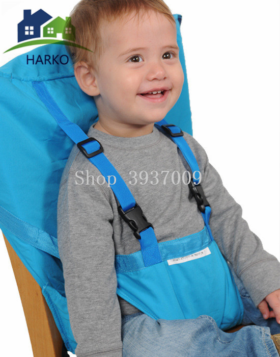 High Chair Harness Baby Chair Portable Infant Seat Product Dining Lunch Chair Seat Safety Belt Feeding Baby chair seat