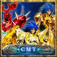 CMT IN Azione BANDAI Tamashii Saint Cloth Myth EX Gemini Saga Premium Set Action Figure Cloth Myth Metal Armor