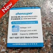 NEW B105BE B105BU for Samsung Galaxy Ace 3 LTE GT-S7275 Galaxy Light SGH-T399 2400mAh