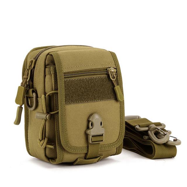 Masculino Pacote de Cintura Dos Homens Táticas Saco Crossbody Ombro 3 P Ataque de Trekking Safari Exército Pochete Viagem Durável Equipamentos Mosca Dos Homens