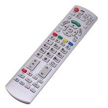 שלט רחוק אוניברסלי N2QAYB000504 טלוויזיה החלפה מרחוק בקר עבור Panasonic N2QAYB000504 N2QAYB000785 TX L37EW30 טלוויזיה