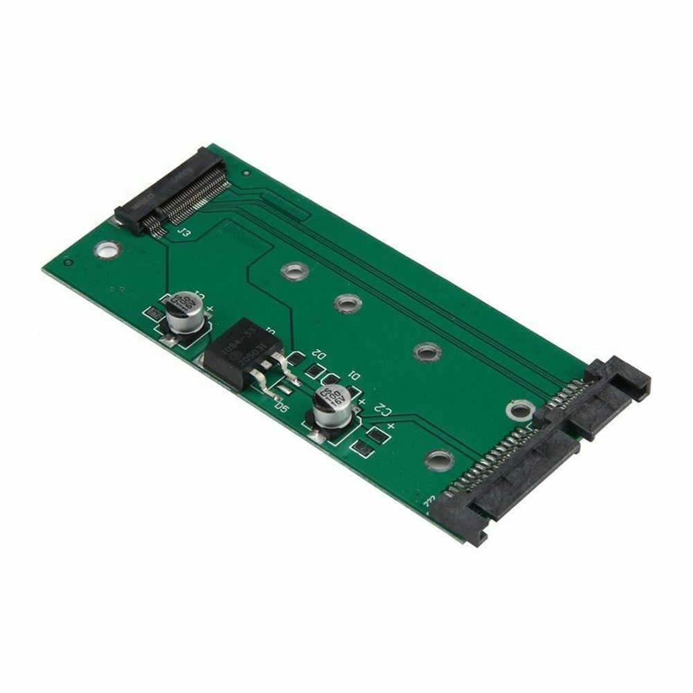 Adapter Card Expansion SSD To SATA3 High-capacity Durable Shock Resistance Stable Add On Cards 6GB/s NGFF Converter SATA To M.2