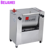 Beijamei High Capacity Dough Mixer 220v commercial Flour Mixing Stirring electric bread dough kneading machine 1400r/min
