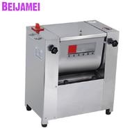 Beijamei High Capacity Dough Mixer 220v commercial Flour Mixing Stirring electric bread dough kneading machine 1400r/min