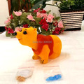 Ceaselessly Under a bit No Battery Fashion Home Car Decor  Novelty Plush Emulational Bear  DIY Head Shaking Animal Dolls