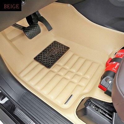 Car accessories styling floor mat for hyundai IX35 I30 Santa Fe ...