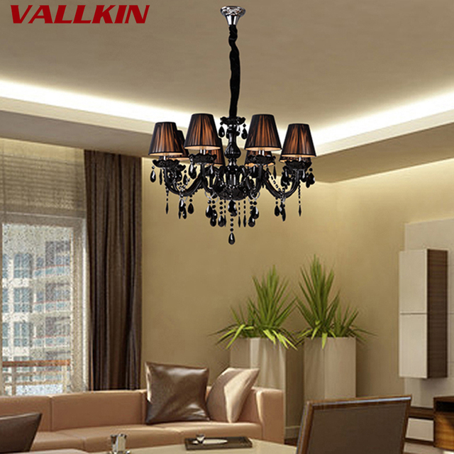 Stairway Lighting Fixtures: Large Foyer Modern Pendant Light Stair Candle Crystal