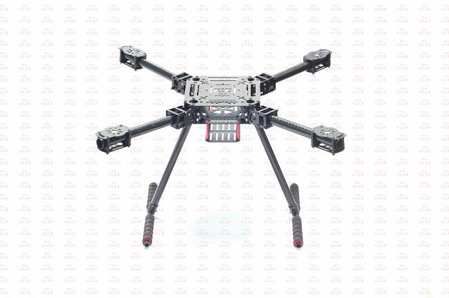 ZD550 550mm/ZD680 680mm Carbon fiber Quadcopter Rahmen FPV Quad mit Carbon Fiber Landing Skid F550-in Teile & Zubehör aus Spielzeug und Hobbys bei  Gruppe 1