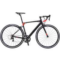 SAVA R8 Carbon Road Bike Taxes free Road Bike Carbon Bike with SHIMANO 18 speed Road bicycle Retro City bike complete Bici citta