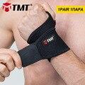 TMT Malla Transpirable Pulgar Wraps Halterofilia gimnasio Ejercicios Muñequera Vendaje De La Muñeca Dolor de La Artritis Brace Protector de La Correa de Mano