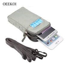 OEEKOI Multi-Function Belt Clip Sport Bag Pouch Case for Gionee S10 Lite/F205/F6/S11S/S11/M7 Power/Gold 3/M7/X1s/X1/F100SD/F106L