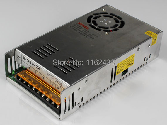 S-350-27 350W 27VDC 13A single group switching power supply AC 110V / 220V to DC 27V