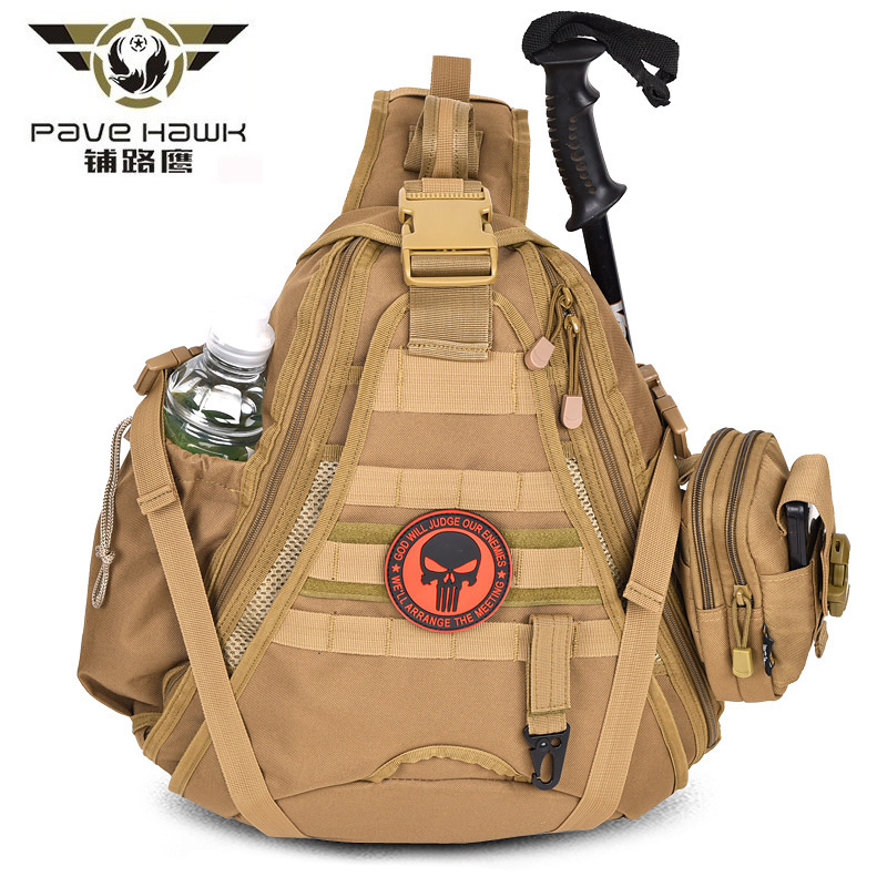Outdoor sport cycling Hunting fishing hiking bag men army Military tactical molle rucksack Woman Backpack shoulder bag messenger molle tool messenger bag design hiking military tactical assault crossbody shoulder backpack with adjustable belt men pouch