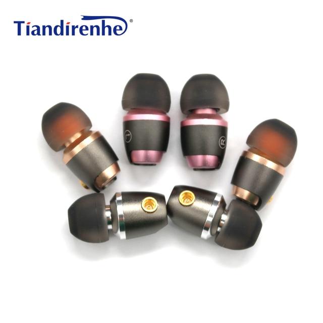 DIY MMCX Interface DD Dynamic In ear Earphones Detachable Mmcx Cable for Shure Earphone SE215 SE535 SE846 for iPhone xiaomi
