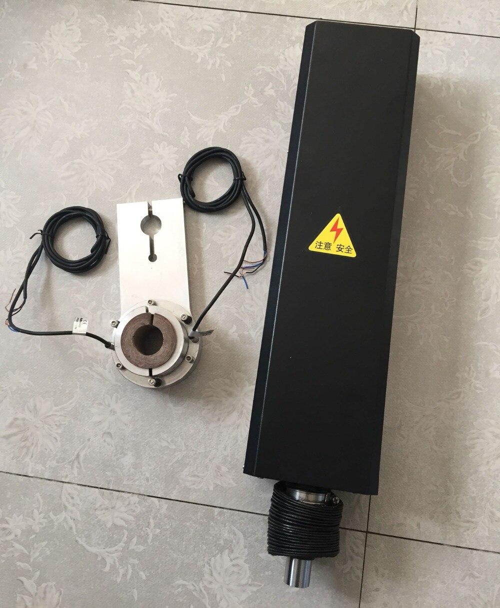 24VDC 200mm Voyage 2150 mm/min CNC De Découpe Plasma Élévateur axe Z + Anti-Collision Pince + 2 pièces Détecteurs de Proximité