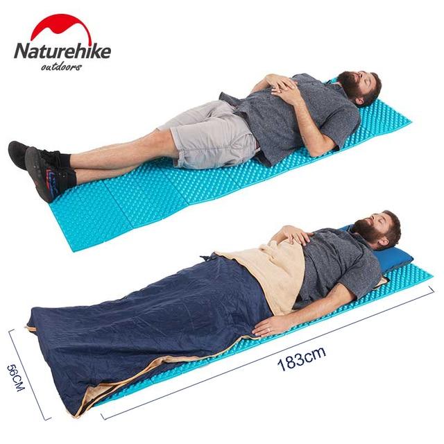 Naturehike Aluminum Film+EVA Sleeping Pad Foldable Sleeping 3