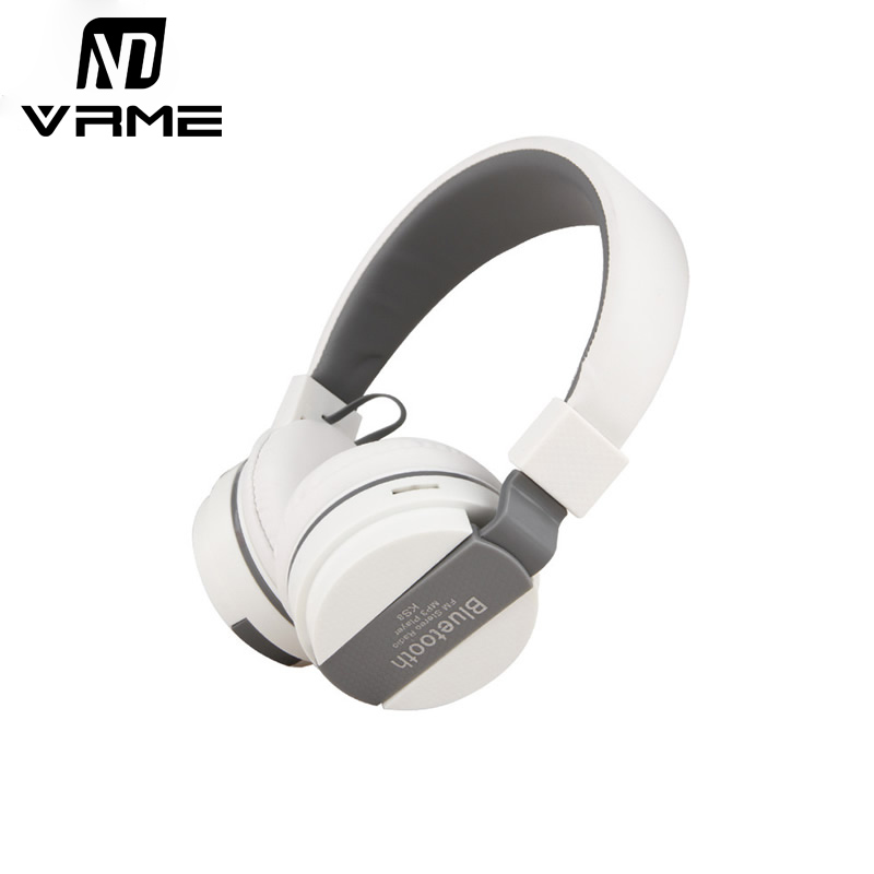 Fashion Headphones Wireless Bluetooth Headphone Stereo Earphone Music Headset With Microphone Support TF Card for iPhone Sumsung wireless bluetooth earphone headphones s9 sport earpiece headset with tf card slot 8g auriculares with micro for iphone android