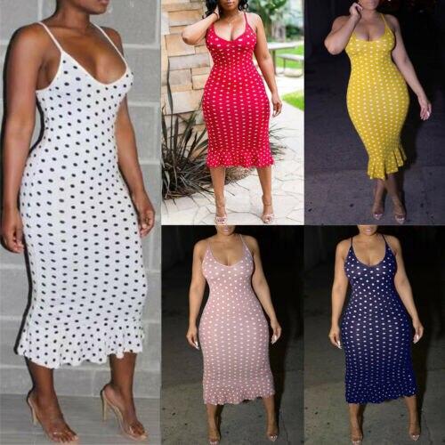 2019 Women Maxi Summer Beach Casual Point Long Dress Sexy Strap Tunic Waist Hot 2019 Women Maxi Summer Beach Casual Point Long Dress Sexy Strap Tunic Waist Hot