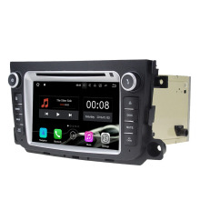 2GB RAM Quad Core Android 7.1.1 16GB ROM Multimedia 2 din Car DVD GPS radio stereo player for Benz SMART 2012 2013 2014 2015