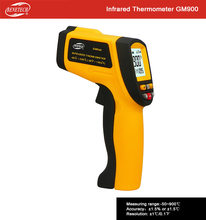 Termômetro infravermelho não-contato digital laser temperatura gun-50 a 950 °c (-58 1742 °f) emissividade ajustável não para seres humanos