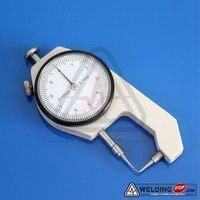 Medidor de espesor medidores/0.1mm x 10mm/Pin cabeza medida