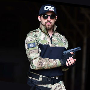 Image 2 - Mege Tactical Military Equipment Combat Shirt Camouflage Multicam Black Men Women Tactical Shirt Airsoft CS Go Clothing Typhon