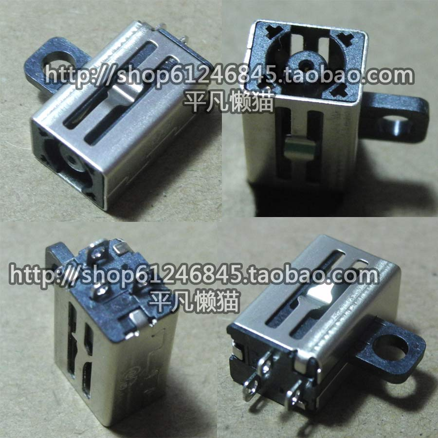 Бесплатная доставка оригинал для DELL XPS13 XPS12-9Q23 B551 XPS 12 13 I5-3558 5455 5558 5559 notebook power interface одной голова ...