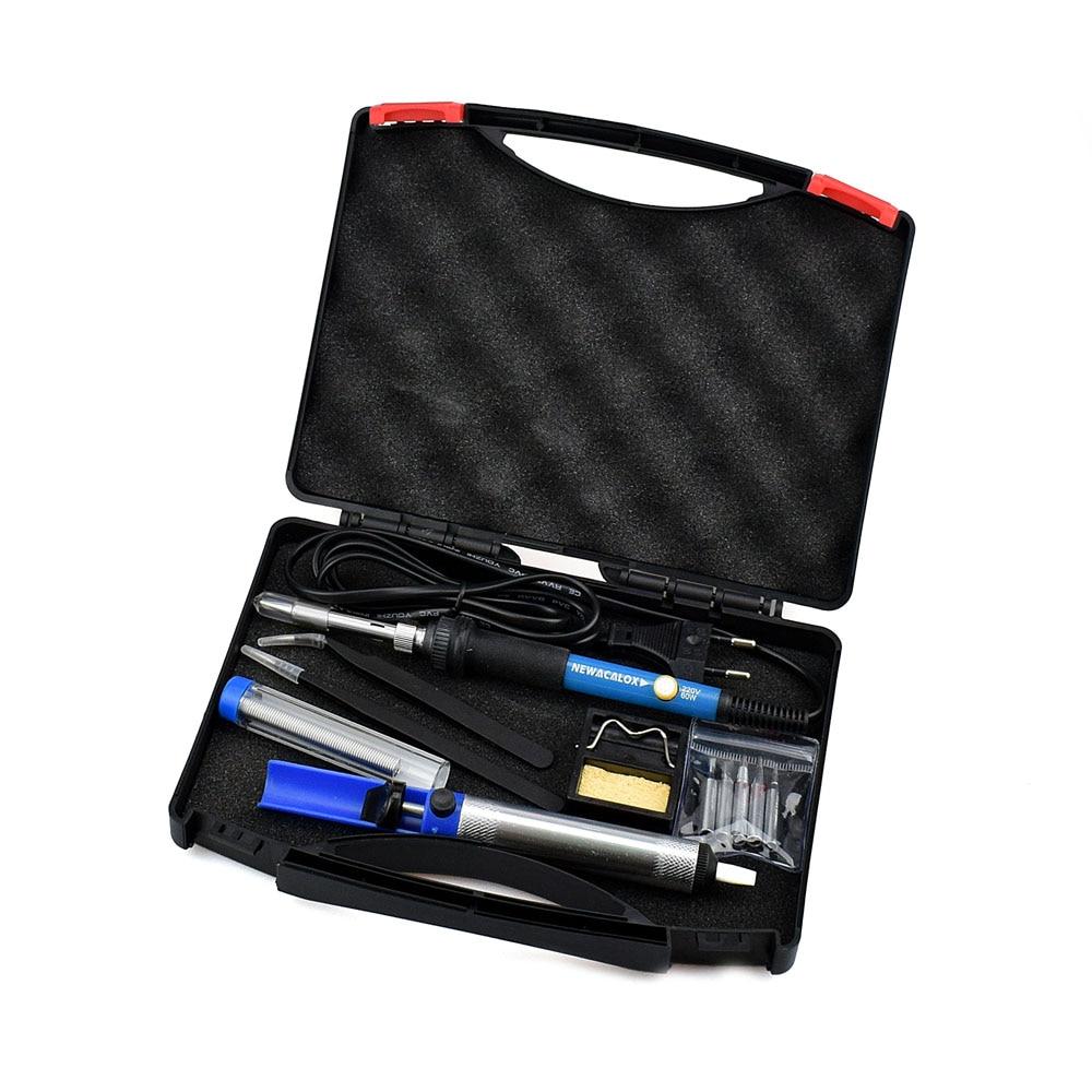 NEWACALOX 60W EU 220V termoregulaatori jootekolbi komplekt - Keevitusseadmed - Foto 2