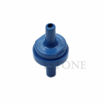 1/5Pcs Small Check Valve For Air Tube 4MM Pump Aquariums Fish Tank-P101 image