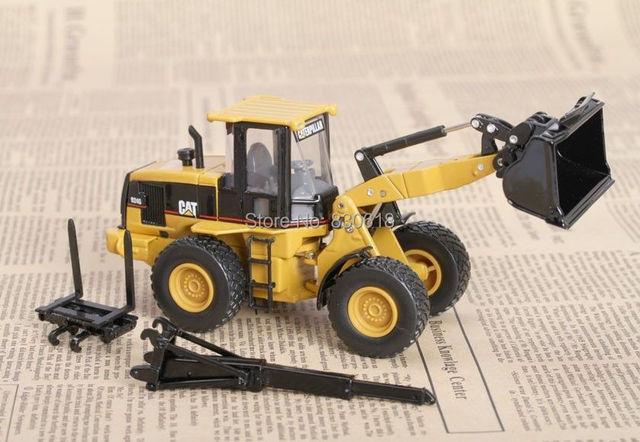 Norscot 1/50 литья под давлением CATERPILLAR CAT 924 г versalink колесный погрузчик строительных машин 55057