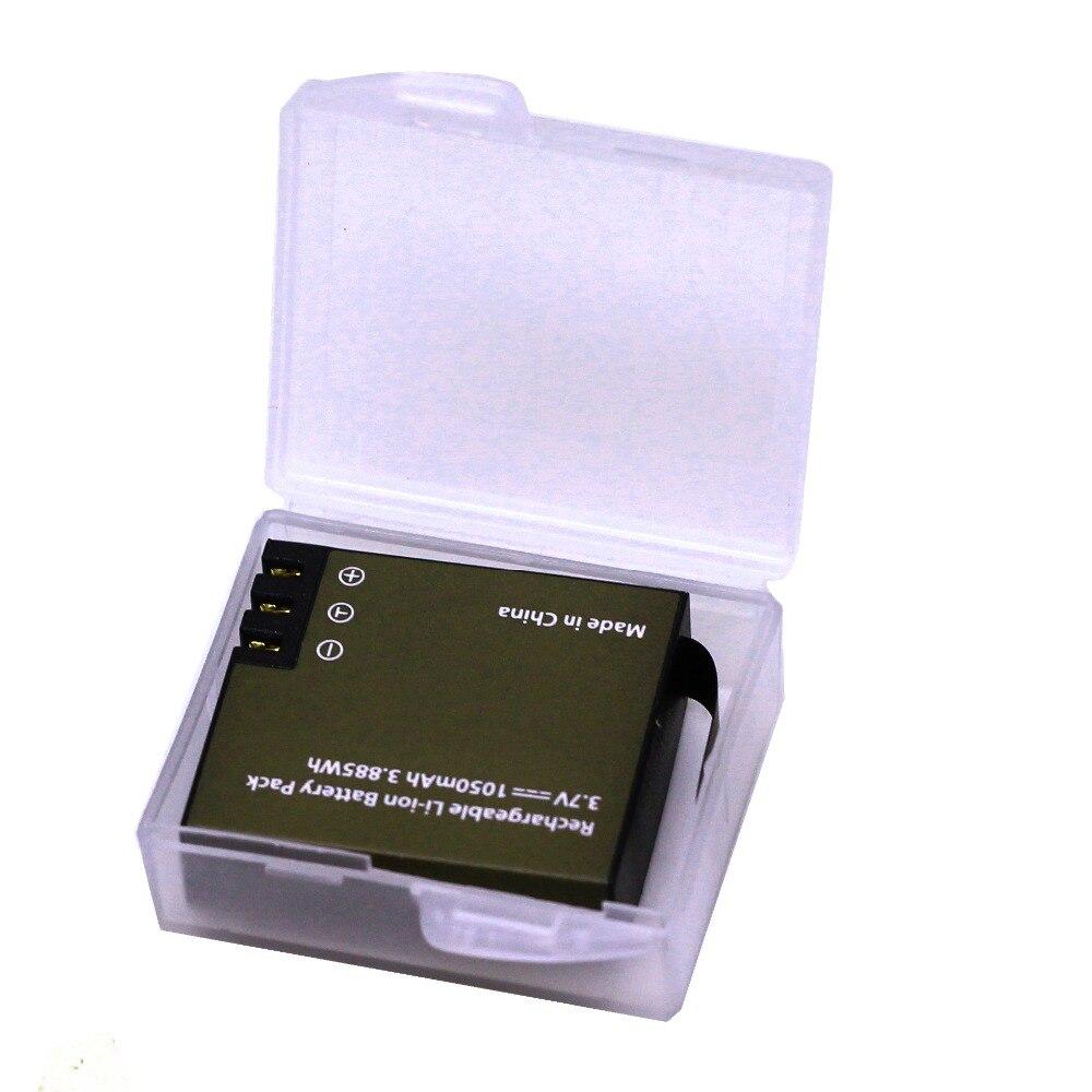 Action Camera Baterias SJ4000 SJ5000 SJ6000 SJ8000