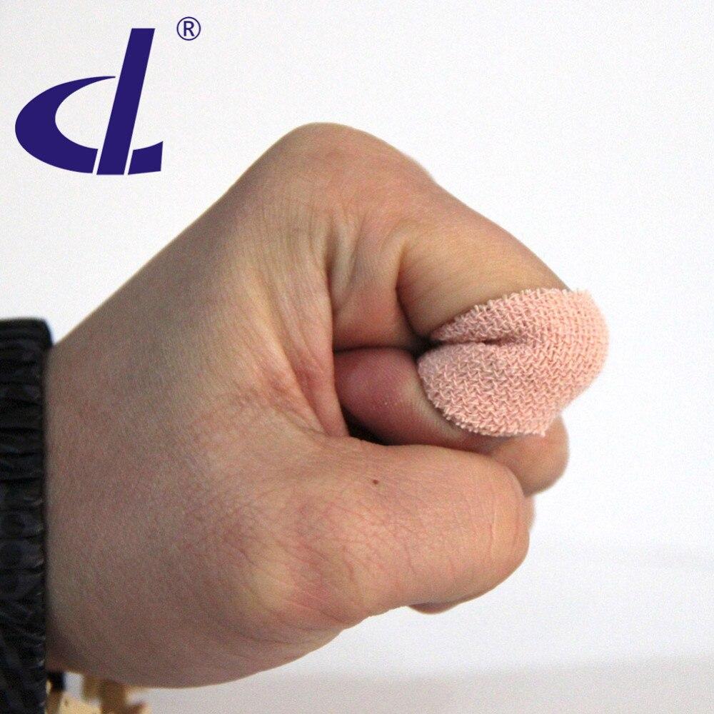 Prix pour Élastique Pansement Adhésif DL Doigt bande 100% coton Volley-Ball Nouvelle protection des Doigts 2.5 cm x 3.6 m Étiré Couleur De La Peau Vente chaude
