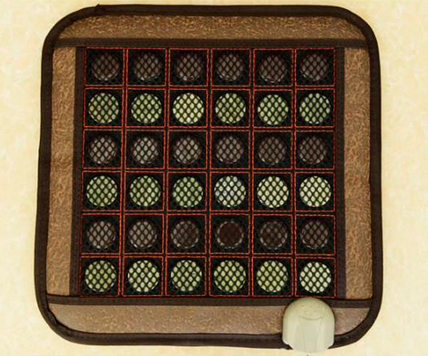 Best Selling&Wholesale Tourmaline Mat Jade Heat Chair Cushion Far Infrared Heat Pad Health Care Mat AC220V 45*45CM Free Shipping good quality natural jade mat tourmaline heat chair cushion far infrared heat pad health care mat ac220v 45 45cm free shipping
