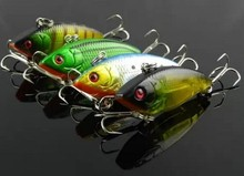 2015 pesca hard bait fishing iscas artificiais lure minnow fishing vib 5cm 6g (vi007) plastic hard stick crank florida vibe 50pc