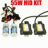 55W hid-xenon-Licht H7 H4 H1 H3 H11 H13 9005 9006 HB4 HB4 880 881 scheinwerfer HID conversion kit