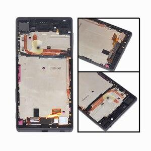 Image 2 - Adecuado para Sony Xperia Z5 LCD monitor Digitalizador de pantalla táctil para Sony Xperia Z5 E6633 E6683 pantalla LCD teléfono componentes