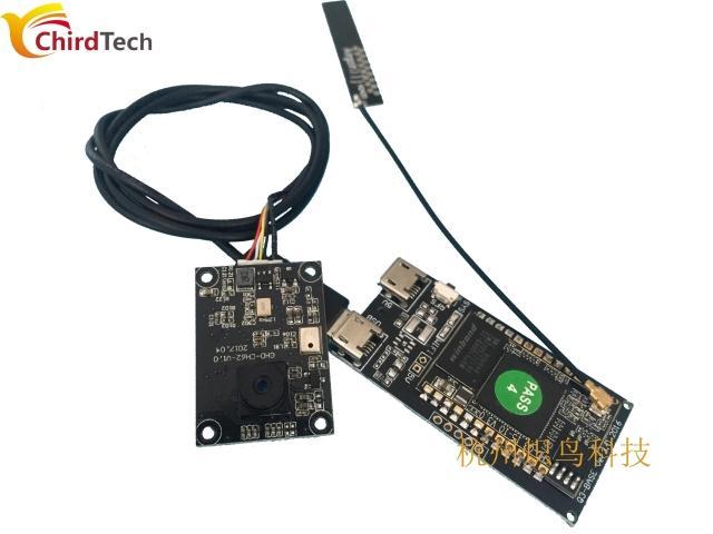 Remote 720P WIFI Camera CHD-Q3-BASE+CH62 Supports Audio