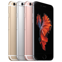 Verwendet Telefon Apple iPhone 6 s 2 GB de RAM 16GB ROM teléfono celular IOS A9 Dual core 12MP cámara IPS LTE teléfono inteligente(China)