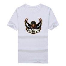 2017 Ray Lewis 'BALTIMORE LEGEND' MEN T-Shirt 100% Cotton fans T shirt 1231-6