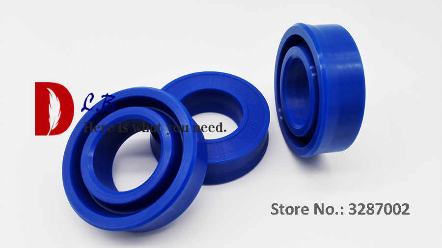 U-Cup Large range of sizes available 4mm x 10mm x 4mm UN Type Hydraulic Rod Seals
