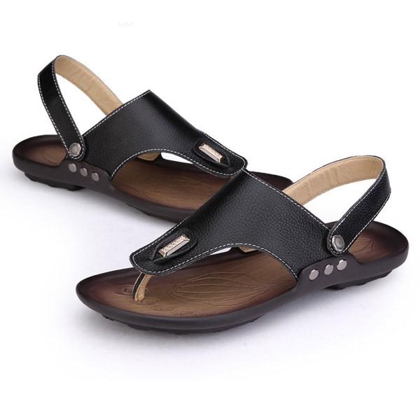Sandalias y zapatillas de playa de verano para hombres dTQ25ZmL5