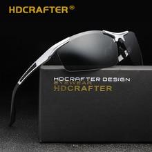 HDCRAFTER Deporte gafas de Sol Polarizadas de Los Hombres Gafas De Sol Hombre Polarizadas Marca de Conducción Masculina Gafas de Diseñador de la Marca Gafas