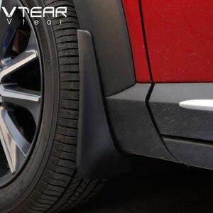 Image 5 - Vtear Per Mazda CX 3 CX3 2020 2019 2018 parafanghi mud flap Parafanghi Esterno Parti di prodotti Accessori di copertura/gomma