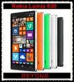 Nokia Lumia 930 Original Unlocked Windows Mobile Phone 8.1 GSM 3G&4G 5.0'' 20MP WIFI GPS 32GB internal Storage Dropshipping
