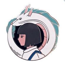 Haku badge(China)