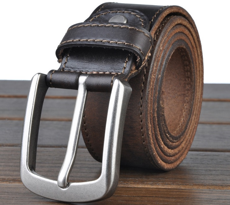 100% genuine leather belts for men cowboys <font><b>jeans</b></font> natural vintage 2018 high quality full grain vegetable <font><b>tanned</b></font> real strap cintos