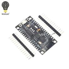 WAVGAT NodeMCU V3 Lua WIFI module integration of ESP8266 + extra memory 32M flash, USB-serial CH340G