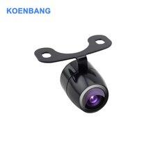 Koenbang 12 В Ночное Видение заднего Камера вида Обратный резервного копирования для заднего/спереди бабочка Универсальный для всех автомобилей, тип мини